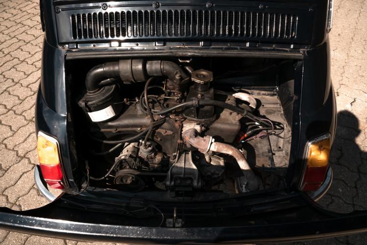 1965 FIAT 500 6