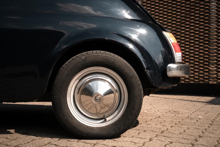 1965 FIAT 500 7