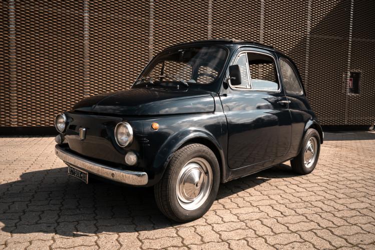 1965 FIAT 500 0
