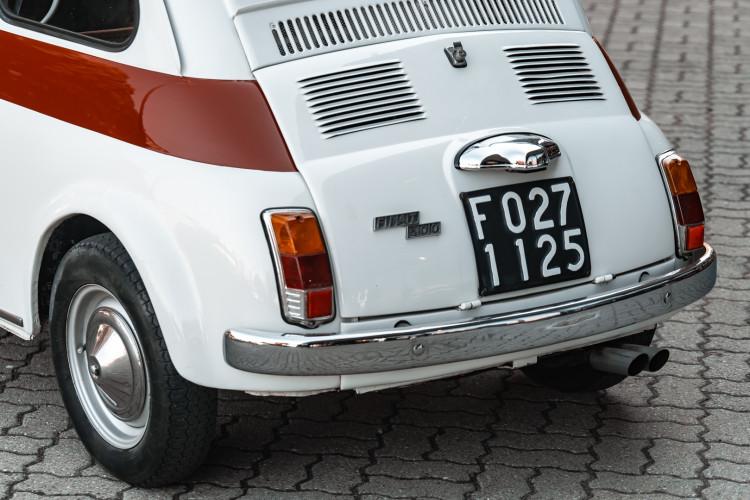 1970 FIAT 500 F 7