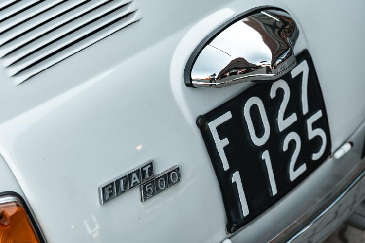 1970 FIAT 500 F 14