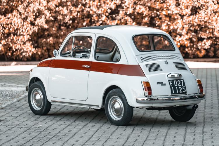 1970 FIAT 500 F 9