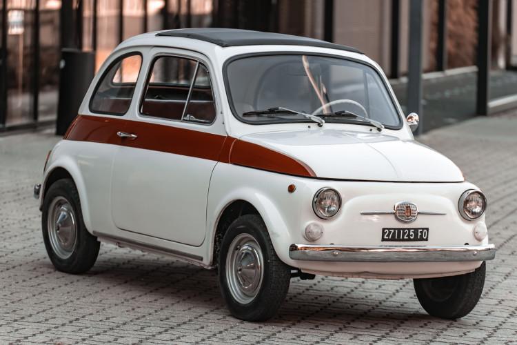 1970 FIAT 500 F 3