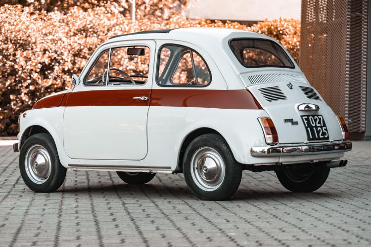 1970 FIAT 500 F 8