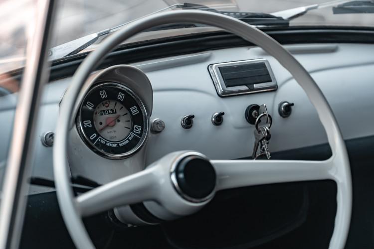 1970 FIAT 500 F 23