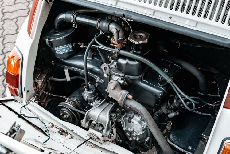 1970 FIAT 500 F 33