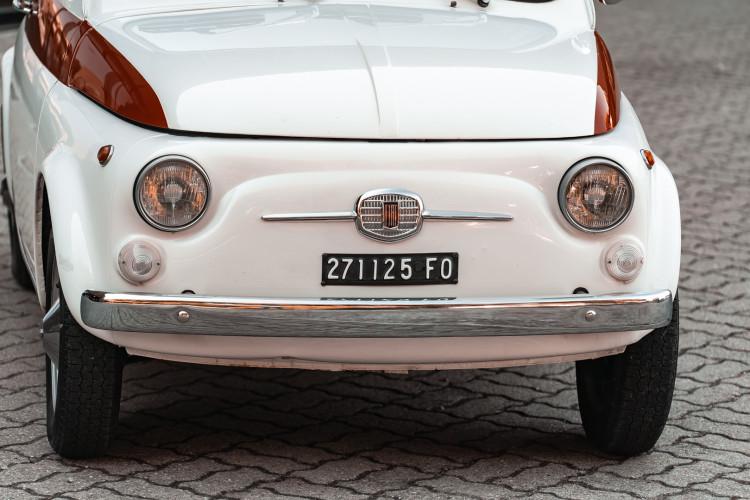 1970 FIAT 500 F 4