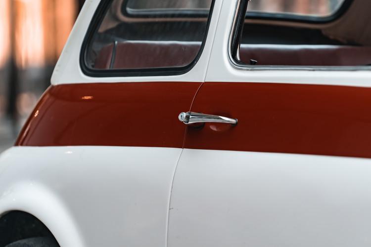 1970 FIAT 500 F 12
