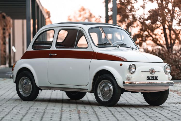 1970 FIAT 500 F 0