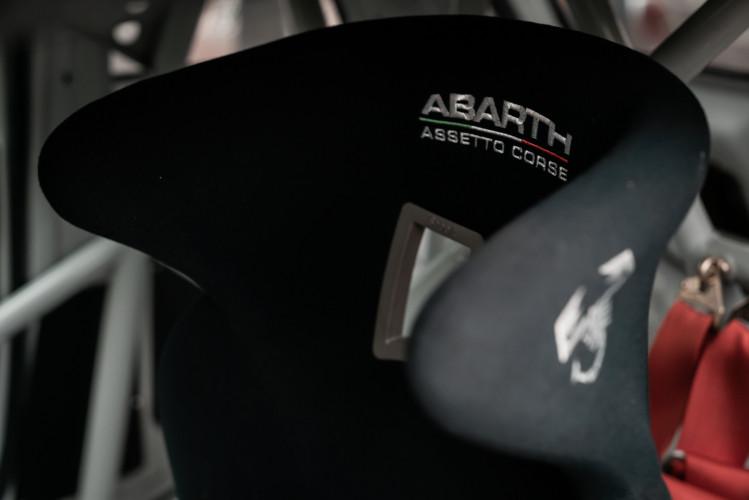 2008 Fiat 500 Abarth Assetto Corse 45/49 32