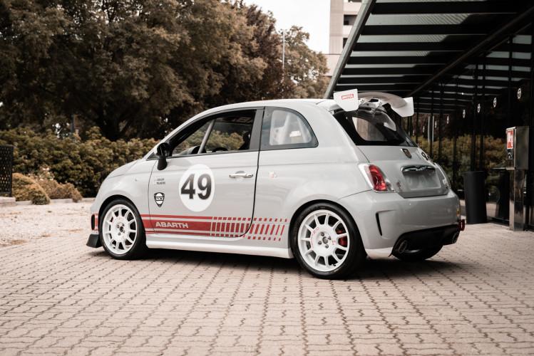2008 Fiat 500 Abarth Assetto Corse 45/49 5