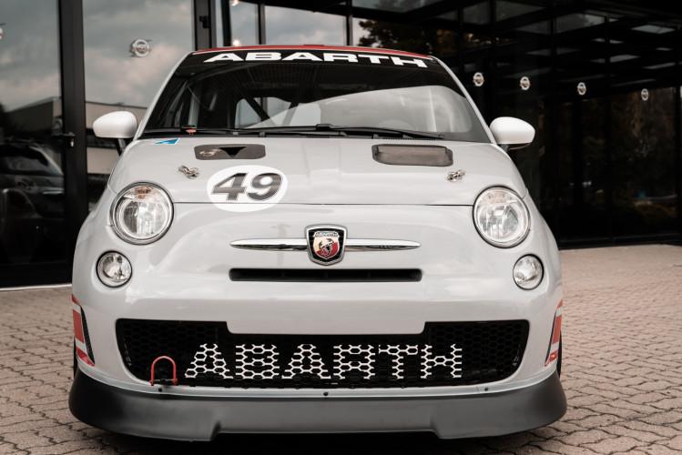 2008 Fiat 500 Abarth Assetto Corse 45/49 1
