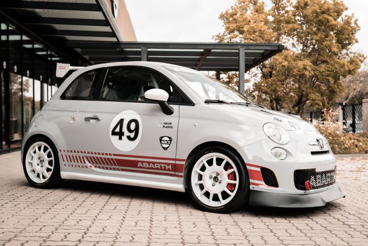2008 Fiat 500 Abarth Assetto Corse 45/49 0