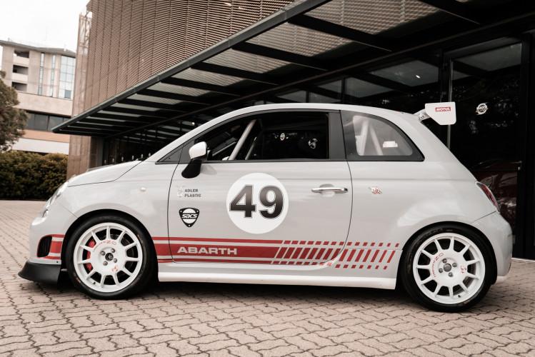 2008 Fiat 500 Abarth Assetto Corse 45/49 7