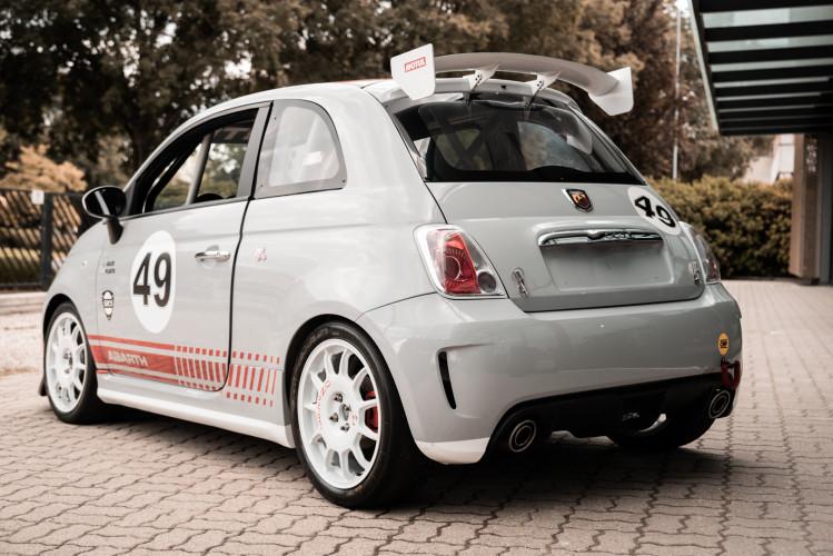 2008 Fiat 500 Abarth Assetto Corse 45/49 6