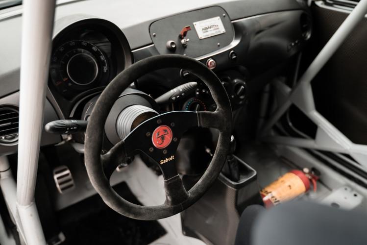 2008 Fiat 500 Abarth Assetto Corse 45/49 42
