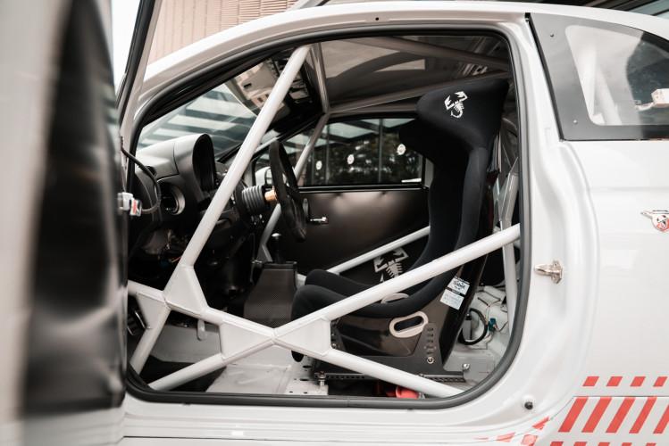 2008 Fiat 500 Abarth Assetto Corse 45/49 36