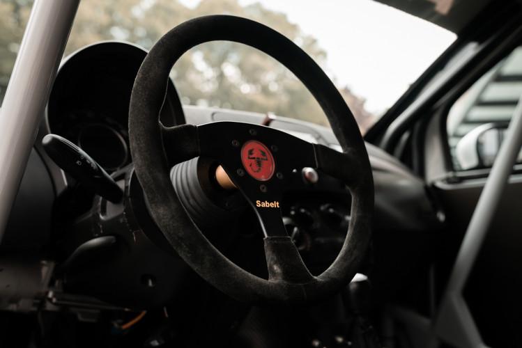 2008 Fiat 500 Abarth Assetto Corse 45/49 45