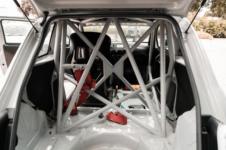 2008 Fiat 500 Abarth Assetto Corse 45/49 38