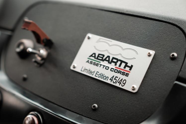 2008 Fiat 500 Abarth Assetto Corse 45/49 50