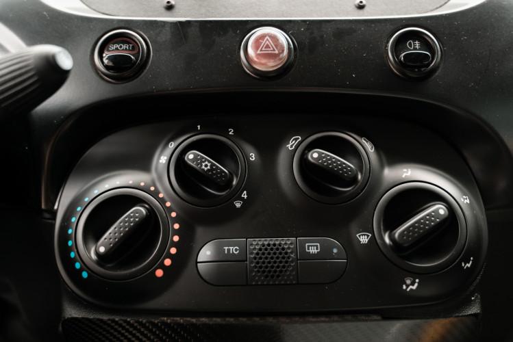 2008 Fiat 500 Abarth Assetto Corse 45/49 54