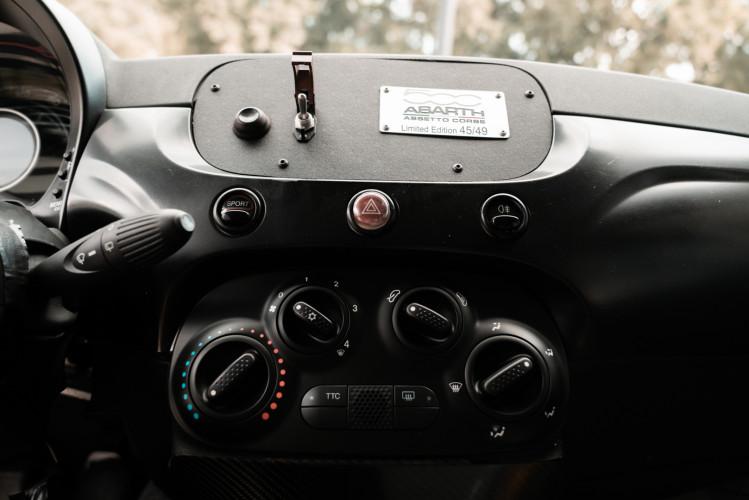 2008 Fiat 500 Abarth Assetto Corse 45/49 59