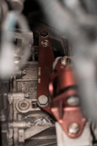 2008 Fiat 500 Abarth Assetto Corse 45/49 69