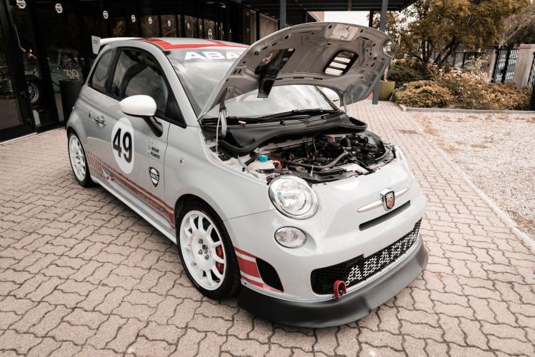 2008 Fiat 500 Abarth Assetto Corse 45/49 61
