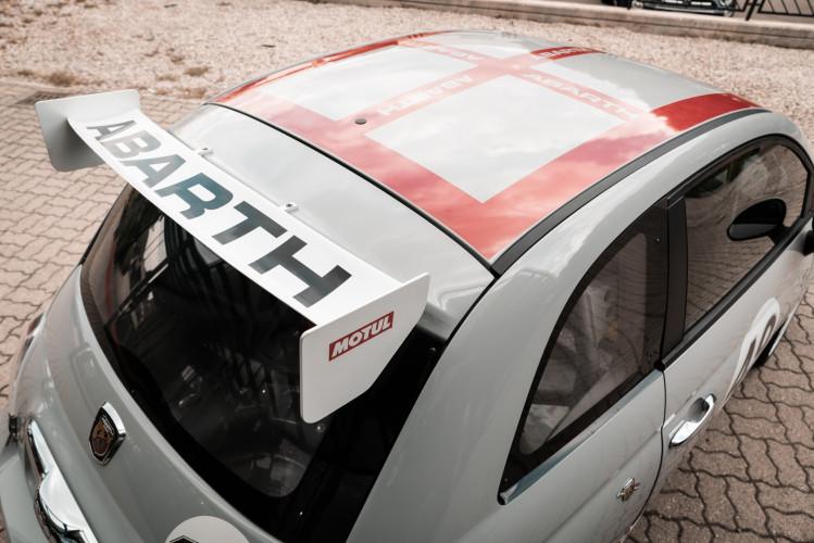 2008 Fiat 500 Abarth Assetto Corse 45/49 9