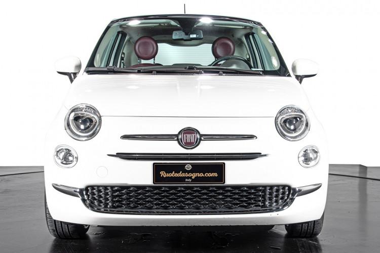 2017 FIAT 500 1