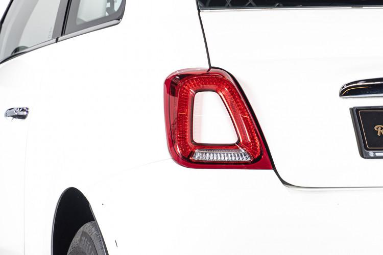 2017 FIAT 500 7