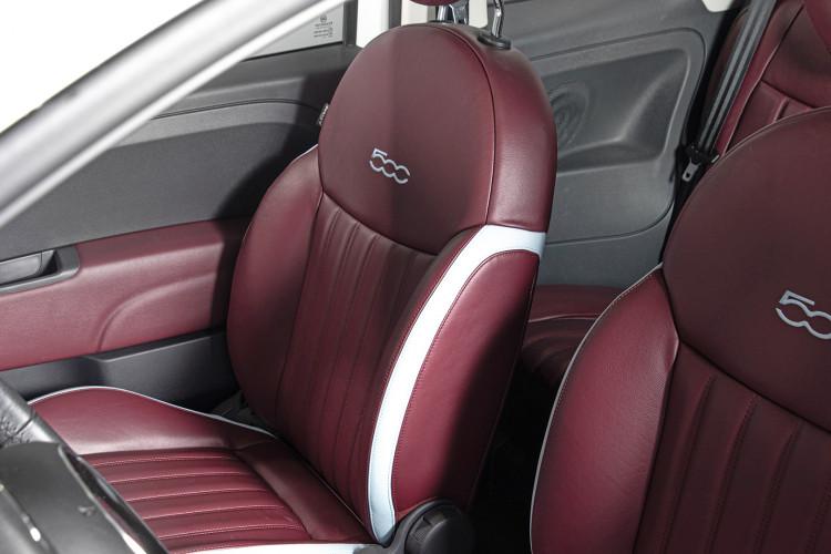 2017 FIAT 500 23