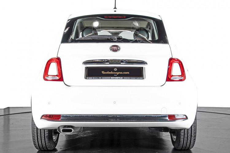 2017 FIAT 500 4