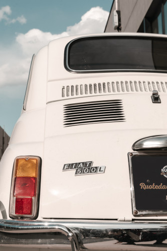 1969 Fiat 500 L 21