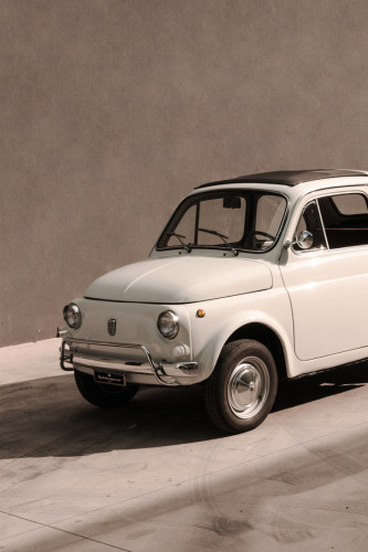 1969 Fiat 500 L 8