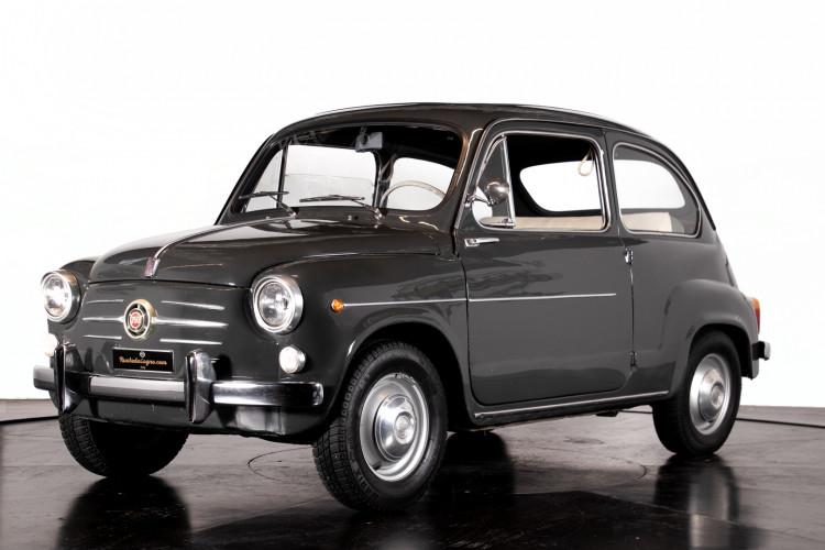 1964 fiat 600 d 0