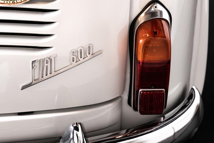 1963 FIAT 600 D MULTIPLA 12