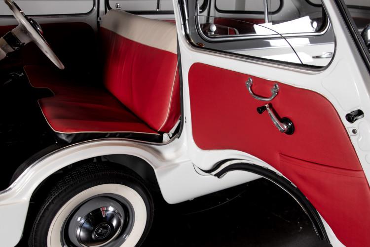 1963 FIAT 600 D MULTIPLA 16