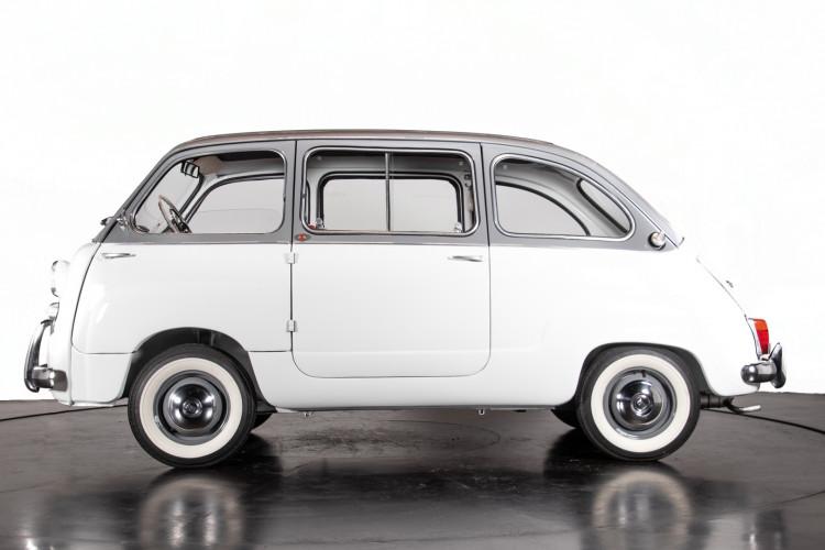 1963 FIAT 600 D MULTIPLA 1