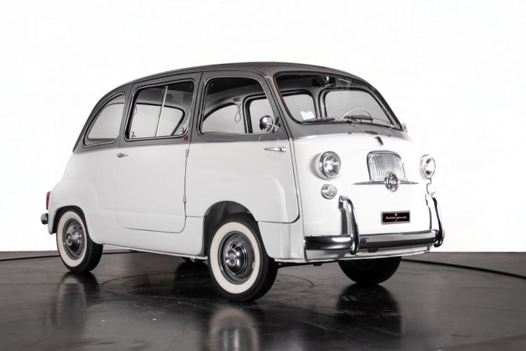 1963 FIAT 600 D MULTIPLA 6