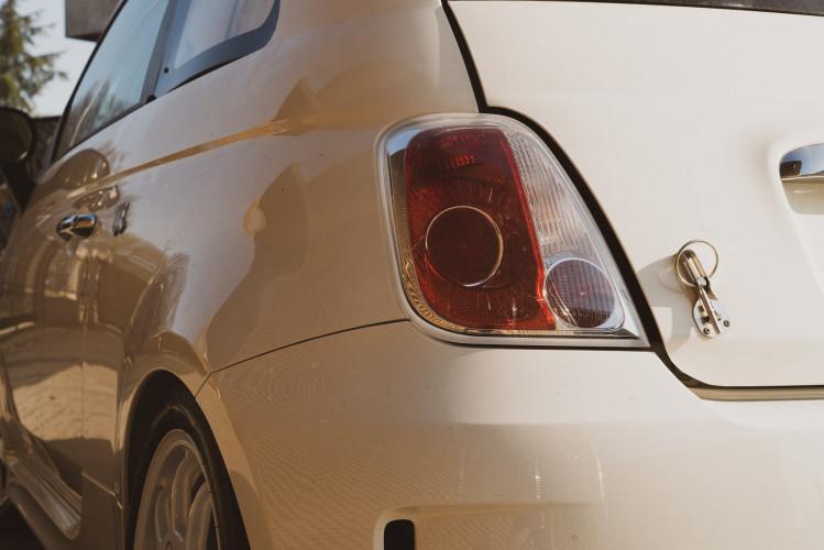 2009 Fiat 500 Abarth Assetto Corse 13