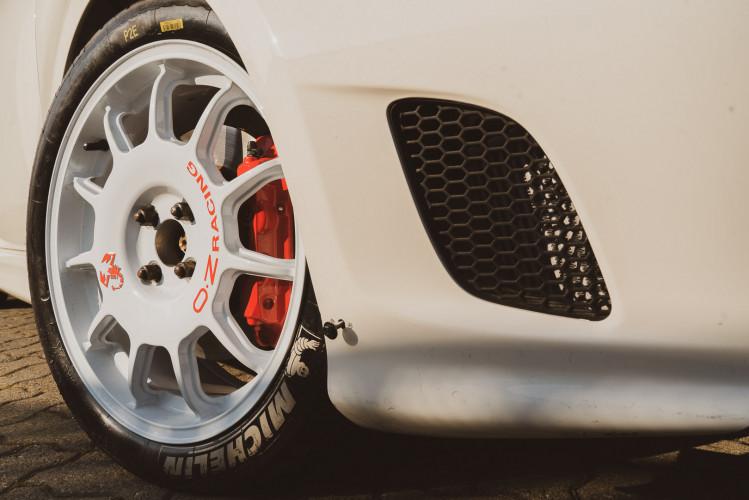 2009 Fiat 500 Abarth Assetto Corse 17