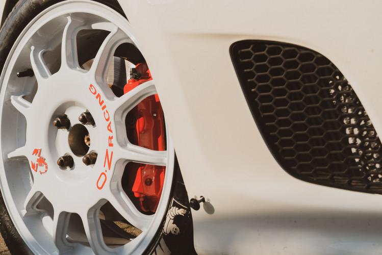 2009 Fiat 500 Abarth Assetto Corse 16