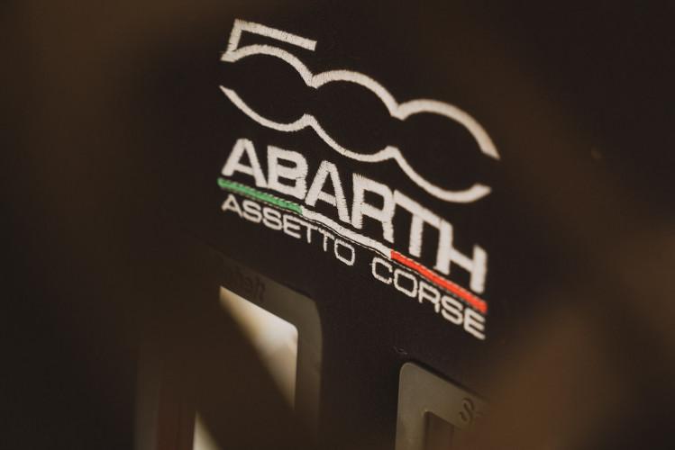2009 Fiat 500 Abarth Assetto Corse 37