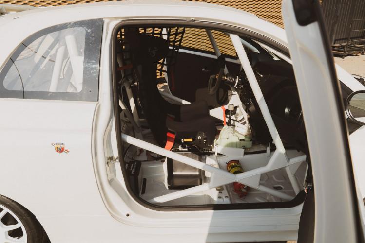 2009 Fiat 500 Abarth Assetto Corse 36
