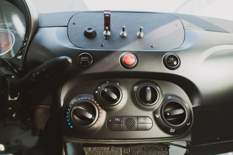 2009 Fiat 500 Abarth Assetto Corse 49
