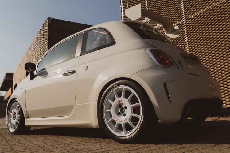 2009 Fiat 500 Abarth Assetto Corse 7