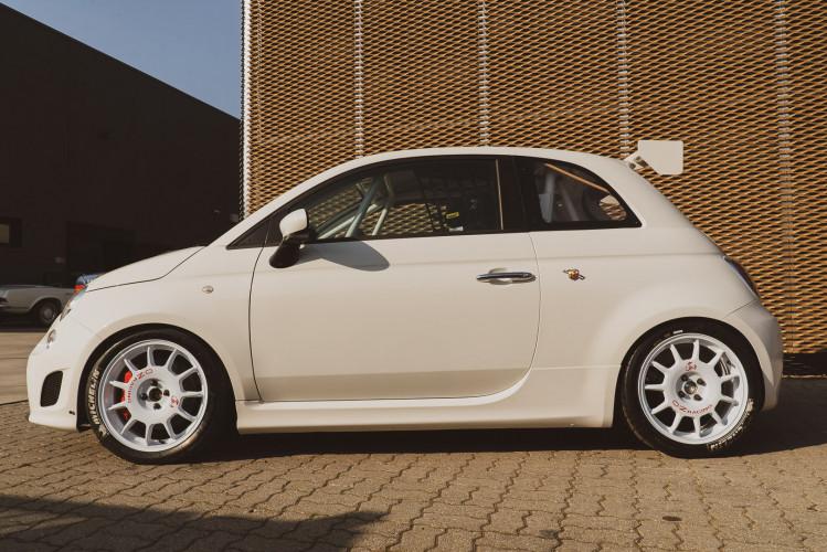 2009 Fiat 500 Abarth Assetto Corse 9