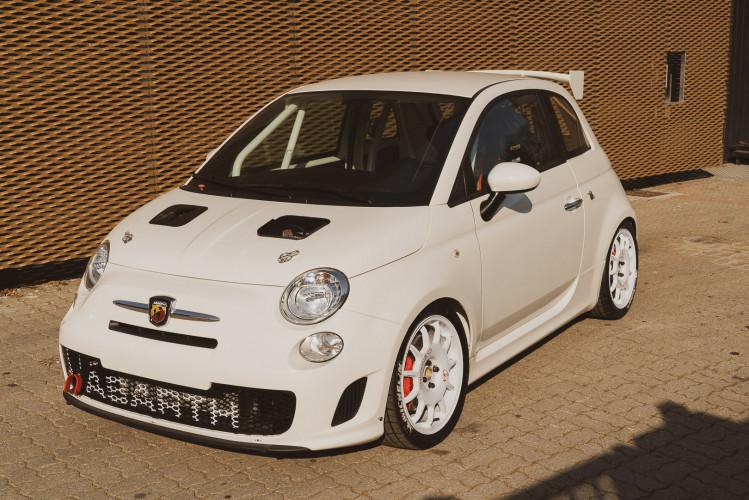 2009 Fiat 500 Abarth Assetto Corse 0