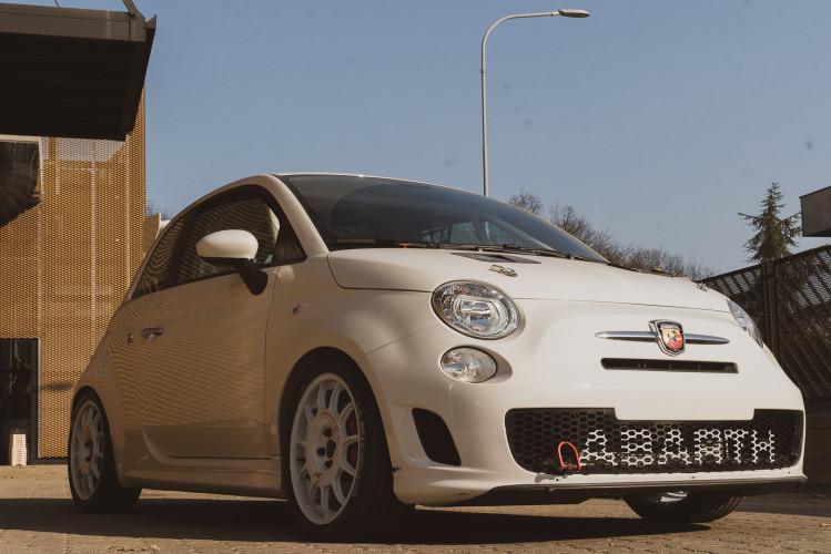 2009 Fiat 500 Abarth Assetto Corse 5